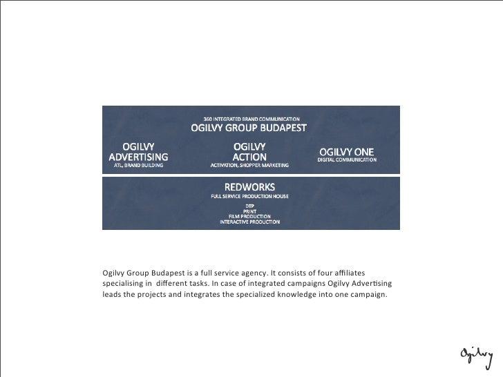 Ogilvy Group Hungary Slide 3