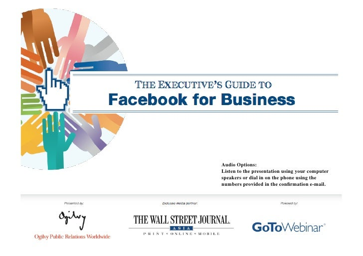 [Ogilvy On] facebook for business