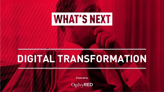 Powered by DIGITAL TRANSFORMATION