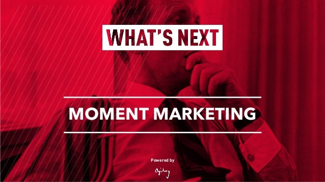 Powered by MOMENT MARKETING
