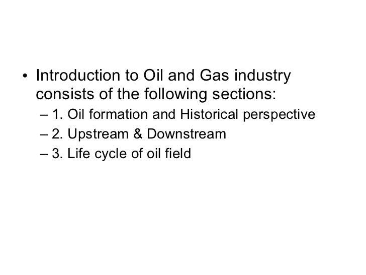 Brief Introduction into Oil & Gas Industry by Fidan Aliyeva Slide 2