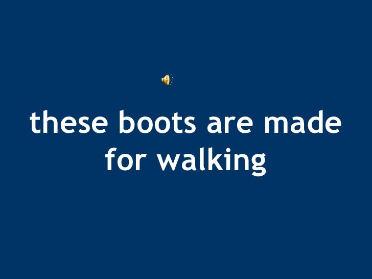 These boots are made for walking: el Gobierno Abierto camina