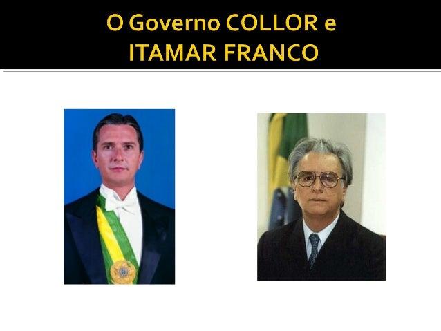  Após quase trinta anos sem eleições diretas  para Presidente da República, os brasileiros puderam votar e escolher um, e...
