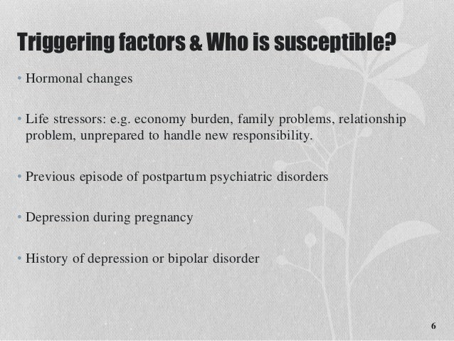 postpartum psychosis essay Postpartum depression/psychosis write a paper according to the following guidelines provide a summary of the article and discuss how the subject of postpartum psychosis affects nursing, place this order or a similar order with us today and get an amazing discount 🙂 we are the leading academic assignments writing company, buy this assignment or.