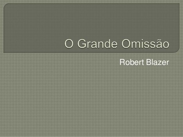 Robert Blazer