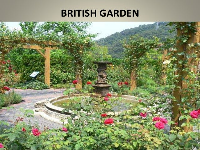Types & Styles of Ornamental gardening