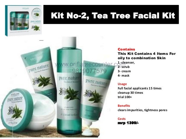 facial items