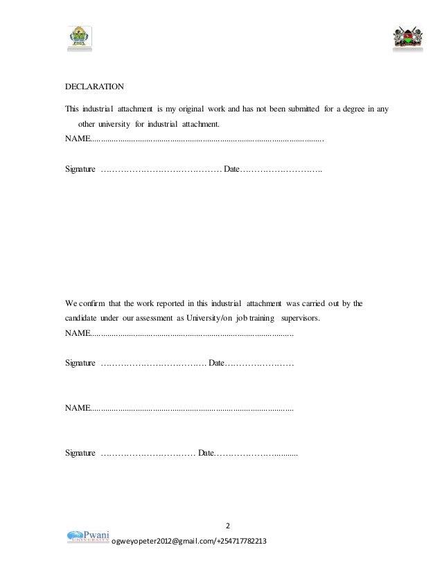 attachment report victor