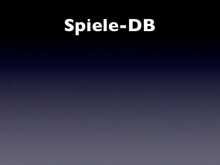 Spiele-DB