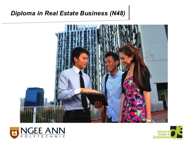 Diploma in Real Estate Business (N48)