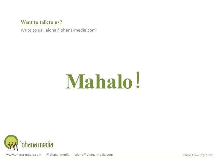 Ohana media social media metrics-slideshare