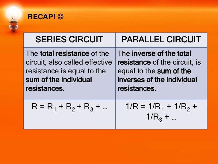 Series & Parallel