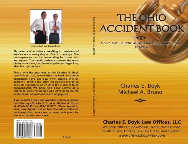 Ohio Accident Book, Third Edition