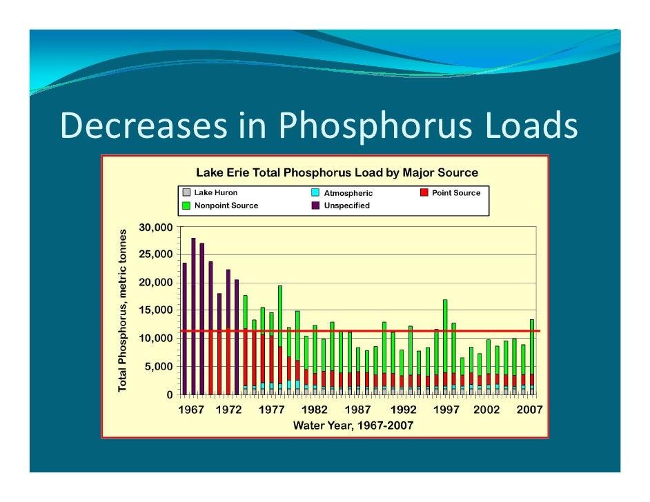 lake erie phosphorus task force results