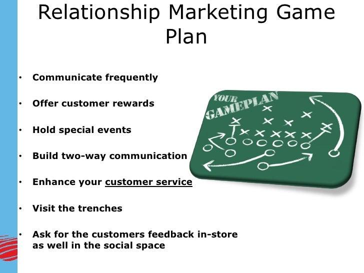 relationship marketing in restaurants