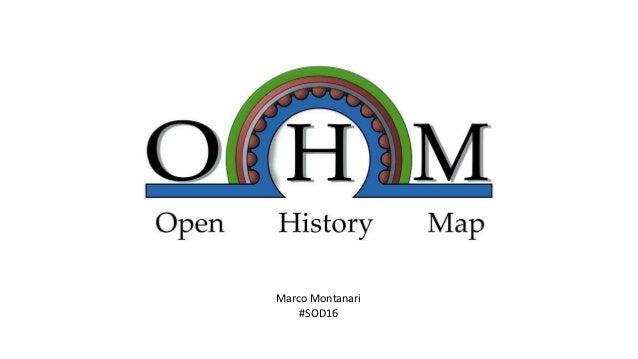 Marco Montanari #SOD16
