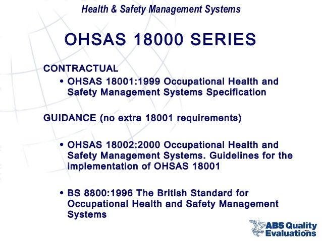 Publicaci n - C mo implantar con xito OHSAS 18001