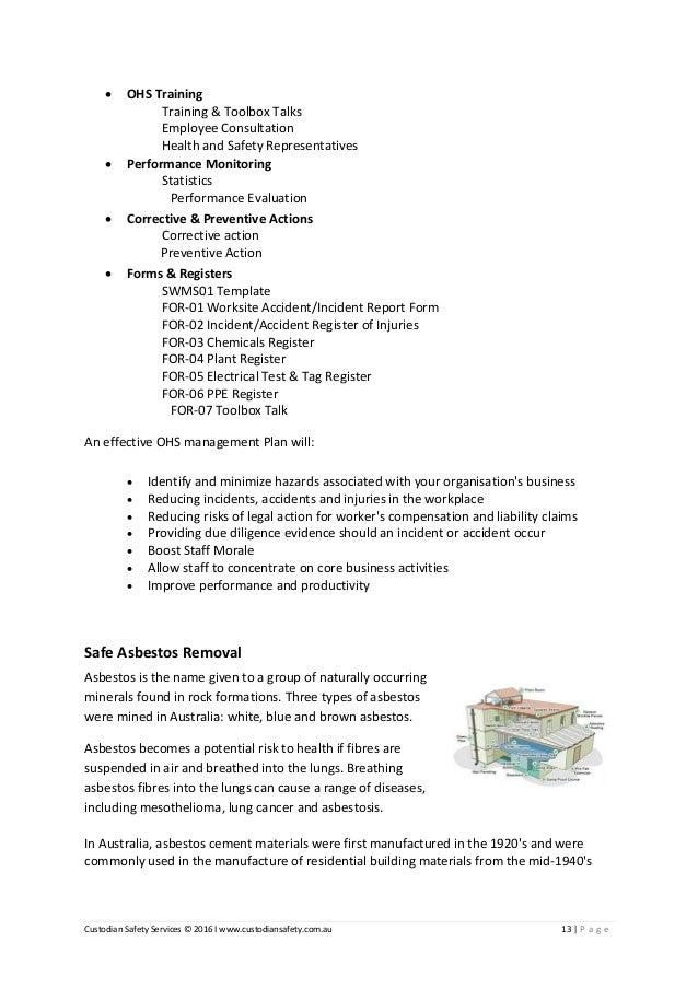 ohs briefs ebook