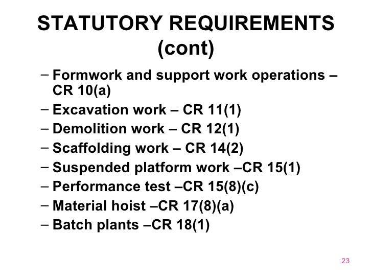 Department of Labour Presentation