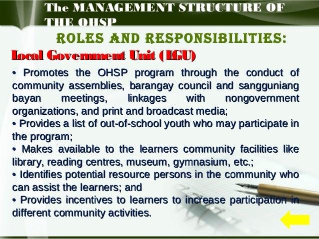 open high school program Open high school program -student organization council 183 likes education.