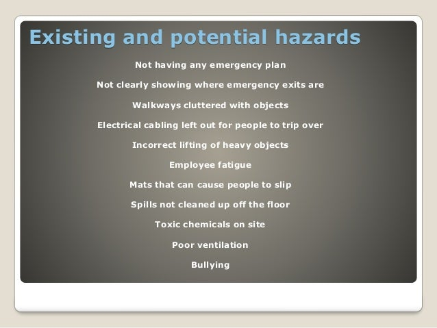 Emergency safety plan in factory ppt, business continuity ...