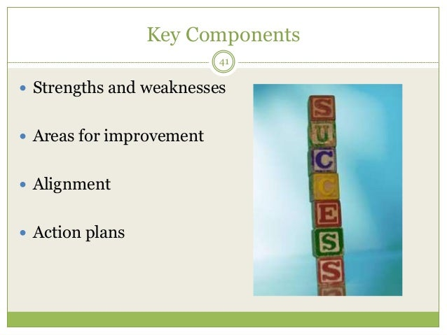 Strengths and Weaknesses of the Performance Management System