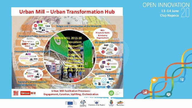 13-14June Cluj-Napoca UrbanMill– UrbanTransformationHub www.urbanmill.org ScientificResearch(3) RegionalandInter...
