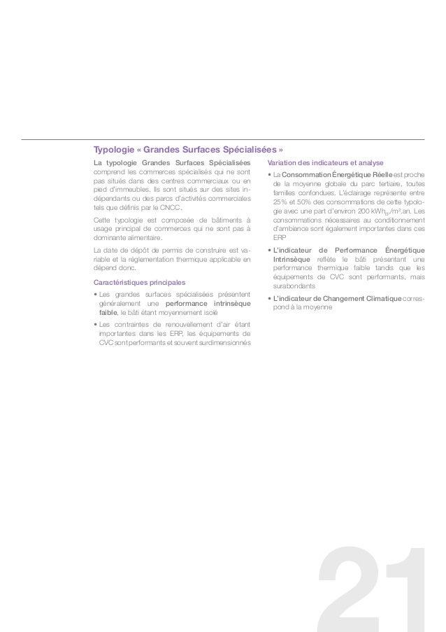 typologie « Grandes Surfaces Spécialisées »La typologie grandes surfaces spécialisées            variation des indicateurs...