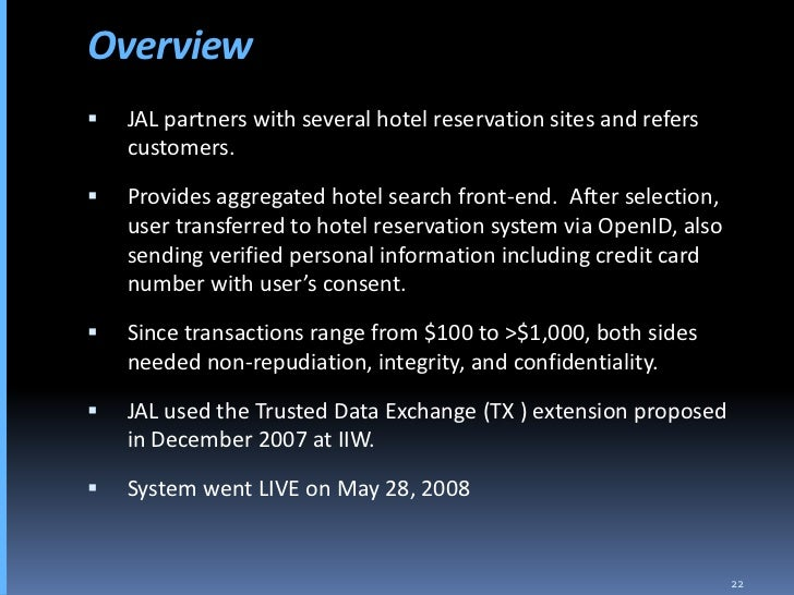 Overview    JAL partners with several hotel reservation sites and refers     customers.     Provides aggregated hotel se...