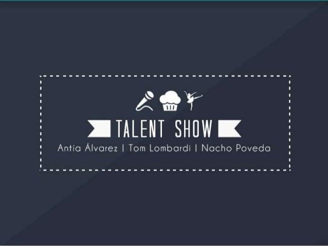 m l   ÍALENT SHOW   Antío Álvarez |  Tom Lombord¡ I Nocho Povedo