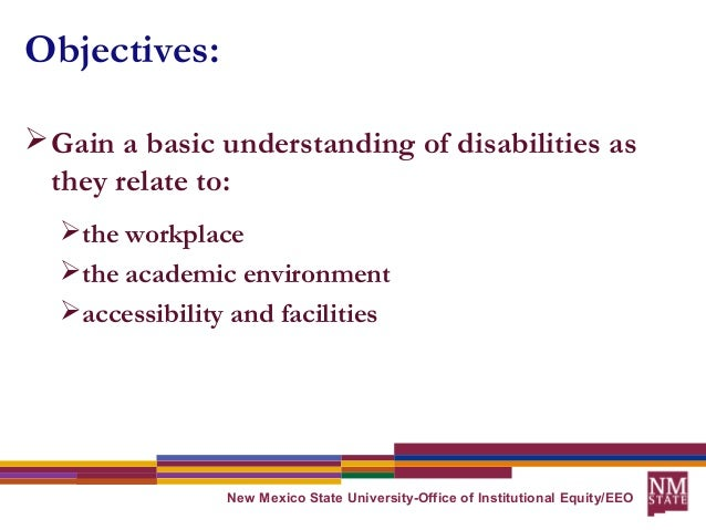 an understanding of the americans with disabilities act ada of 1990 July 26, 1990, president george h w bush signed into law the americans with disabilities act which was the first comprehensive civil rights law addressing the needs of people with disabilities.