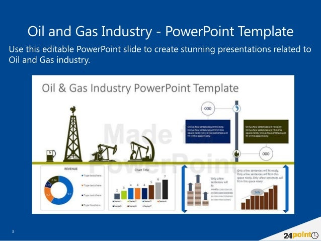 Oil and gas industry powerpoint presentation toneelgroepblik Images