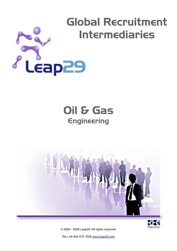 Global Recruitment           Intermediaries           Oil & Gas          Engineering   !                                  ...