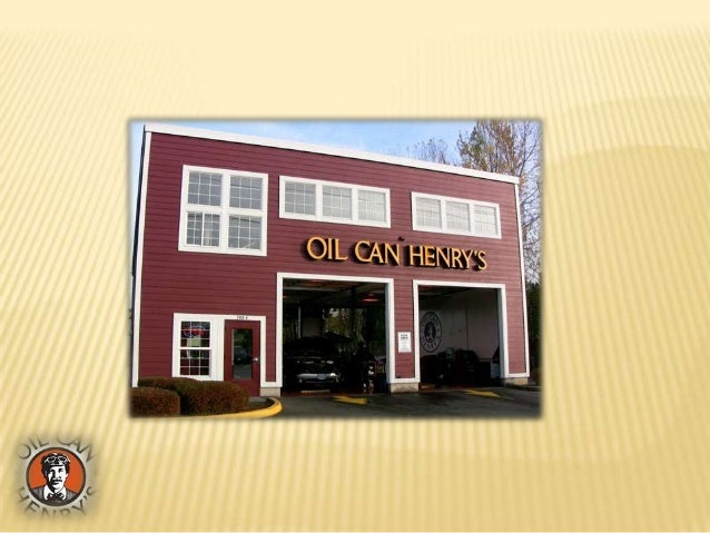 Get great service at a great price from Oil Can Henry's. Since their founding, they have been servicing all your car needs from the famous point full service oil change to .