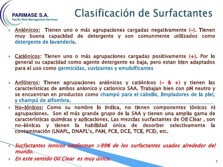 Oil clear client presentation petroleum spanish for Clasificacion de alfombras