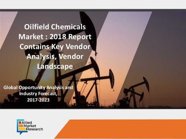 Oilfield Chemicals Market Expected to Reach $59,925 Million, Globall…