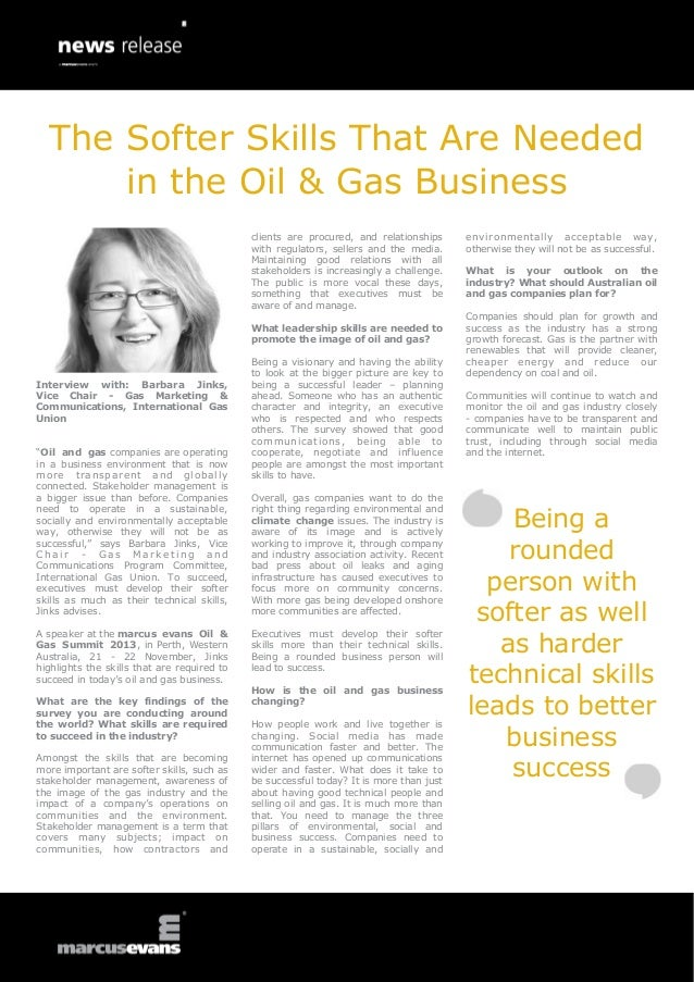 """Interview with: Barbara Jinks, Vice Chair - Gas Marketing & Communications, International Gas Union """"Oil and gas companies..."""