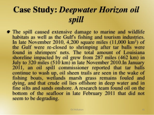 Crisis Management Case Study: BP Oil Spill | The PR Code