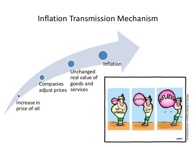 the effects of rising oil prices A rise in oil price leads to an increase in prices of all goods and services it also affects us all directly as petrol and diesel prices rise as a result, inflation rises.