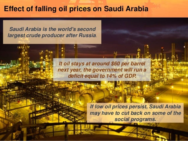 oil in saudi arabia and the effect on the economy Editor's note: the jadwa investment firm produces a plethora of analyses every year to guide specialists in their understanding of the saudi economy.