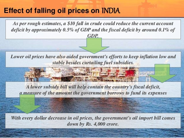 oil prices and their impact on the economy What do falling oil prices mean for the what is the economic impact consumers and businesses cannot help but notice more cash in their pockets and.