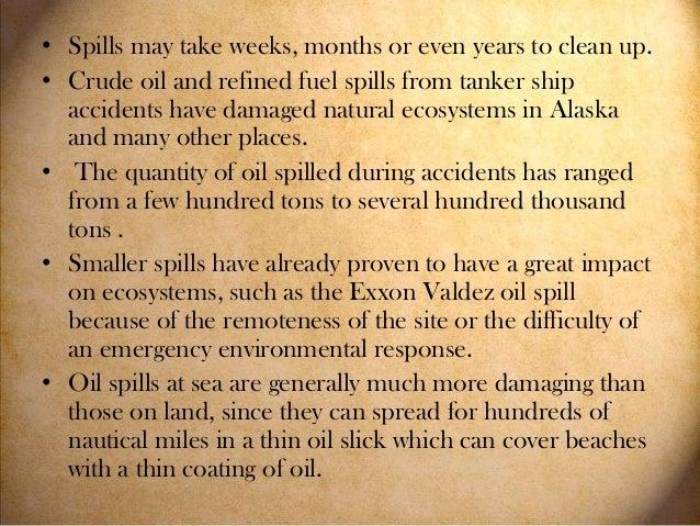 Oil spills final Slide 3