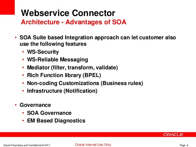 OIM Connector for Webservices
