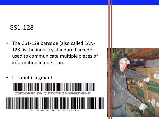 gs1 128 barcode  software