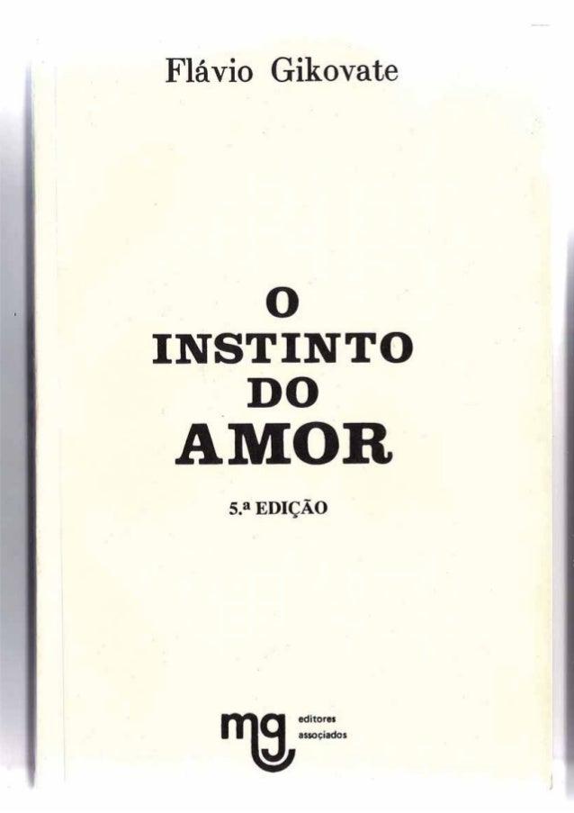 O instinto do_amor