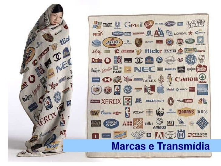 Marcas e Transmídia