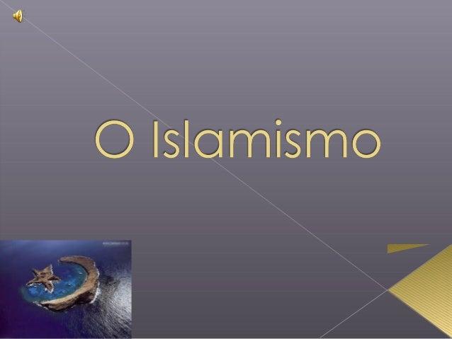                  Introdução………………………………………………….3 Religião……………………………………………………...4 Islamismo………………………………………...