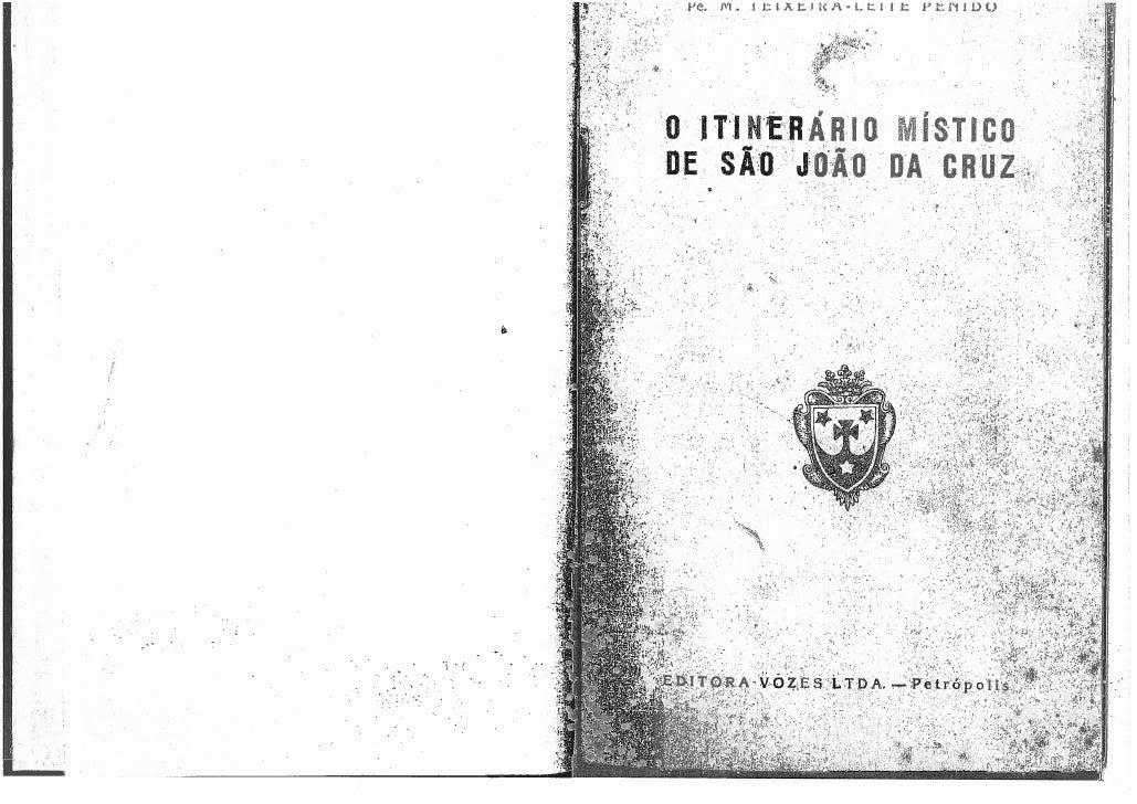 O Itinerário Místico de São João da Cruz