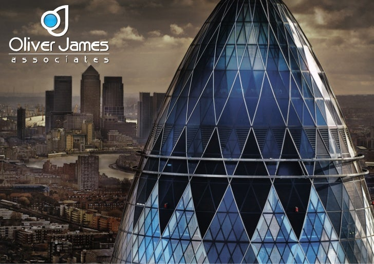 Search & Selection to the Financial Services IndustryOliver James Associates is an established searchand selection consult...