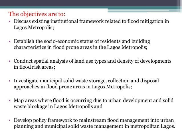 analyses of landuse invasion in lagos Disu was analysing a news story in the dailies about the increase in land use  charges in lagos this was the major issue disu and bukola.